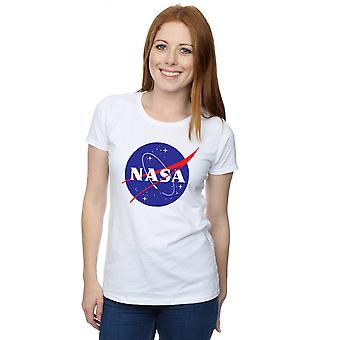 NASA Women's Classic Insignia Logo T-Shirt