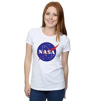 Insignia Classic Logo camiseta de la mujer NASA