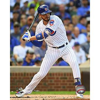 Kris Bryant Game 3 of the 2017 National League Division Series Photo Print