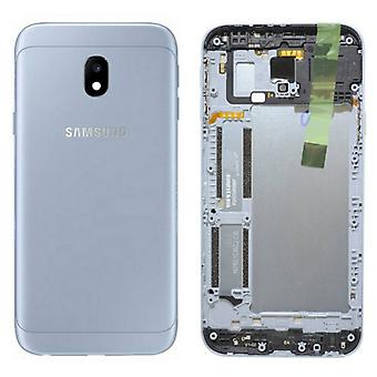 Samsung GH82-14891AB battery cover cover for Galaxy J3 J330F 2017 silver