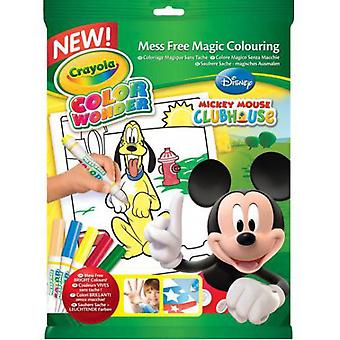 Crayola Mickey Mouse Color Wonder