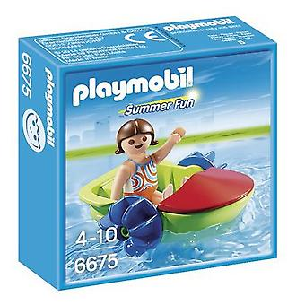 Playmobil Children's Boat (Toys , Dolls And Accesories , Miniature Toys , Vehicles)