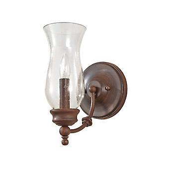 Pickering Lane One Light Wall Light  - Elstead Lighting