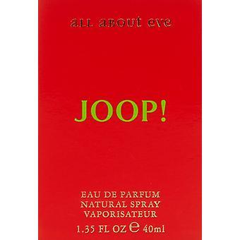 ¡Joop! Todo sobre Eva Eau de Parfum 40ml EDP Spray