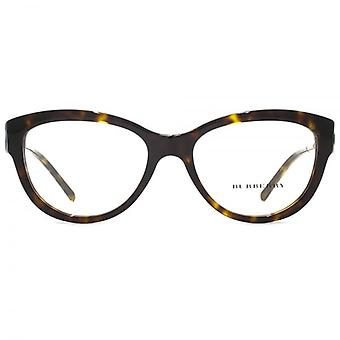 Burberry BE2210 Glasses In Dark Havana