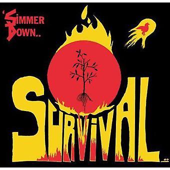 Overlevelse - simre ned [Vinyl] USA import