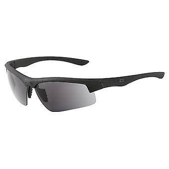 Dirty Dog Hub Sunglasses - Carbon / Grey Polarised