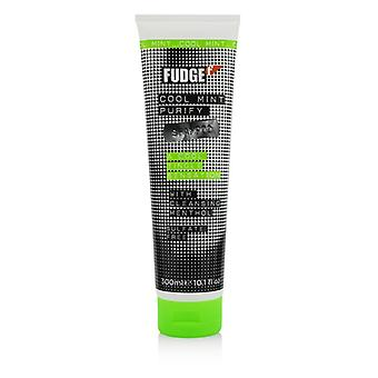 Fudge Cool Mint Purify Shampoo (A Cool Tingle Sensation) 300ml/10.1oz