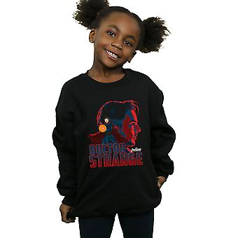 Marvel Girls Avengers Infinity War Doctor Strange Character Sweatshirt