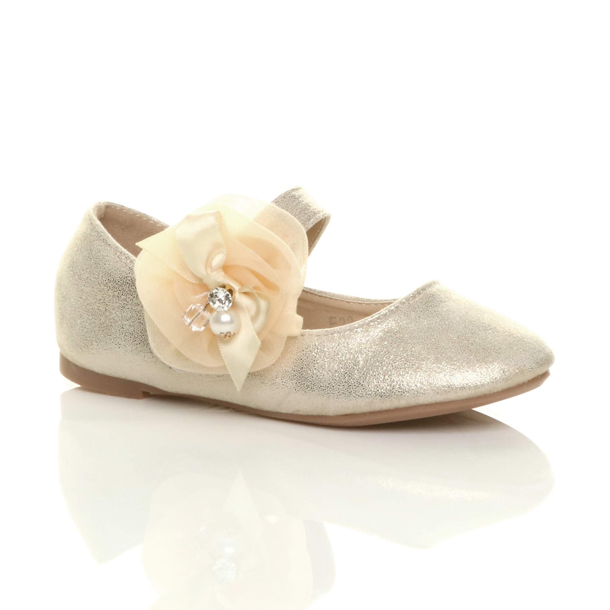 Ajvani Madchen Flach Mary Jane Hochzeit Schuhe Verkleiden Kostum