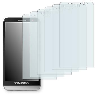 BlackBerry Z30 display protector - Golebo crystal clear protection film