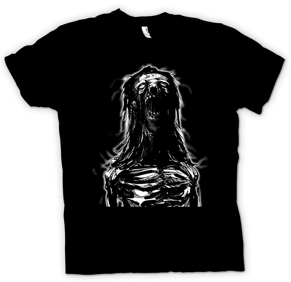 Kids T-shirt - Zombie Woman - Horror