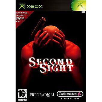 Second Sight (Xbox)