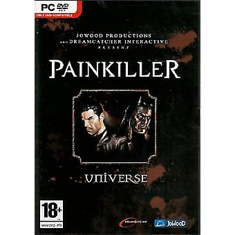 Painkiller Universe (PC DVD) - Factory Sealed