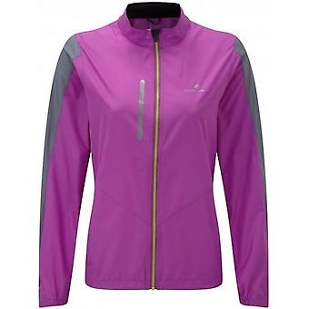 Stride Windspeed Jacket Womens Purple