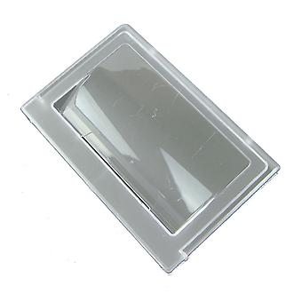 Hotpoint Panel crisper box 240X159X27 transparent Spares