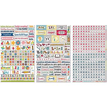 Essentials Stickers-Play Time