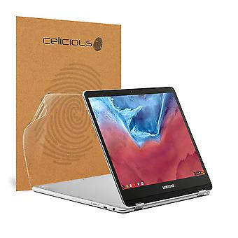 Celicious Impact Anti-Shock Shatterproof Screen Protector Film Compatible with Samsung Chromebook Plus
