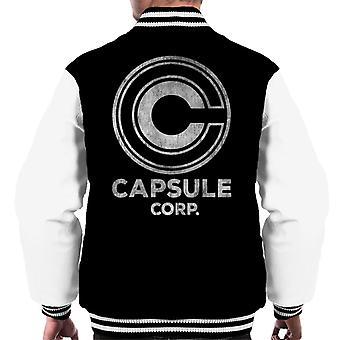 Capsule Corp Dragon Ball Z Men's Varsity Jacket