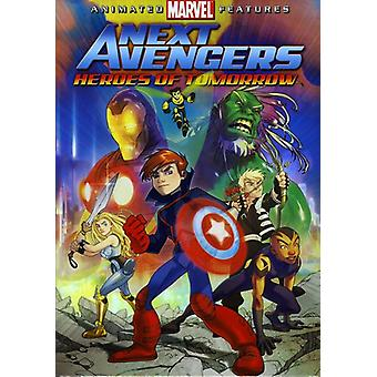 Next Avengers-Heroes of Tomorrow [DVD] USA import