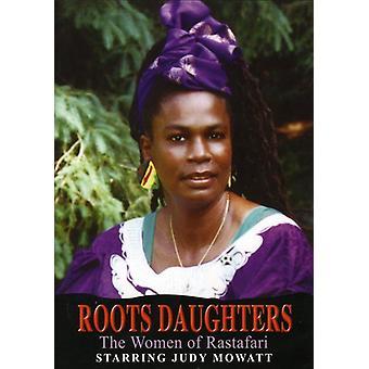Roots Daughters-Women of Rastafari [DVD] USA import