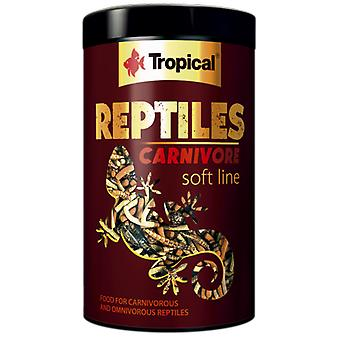Tropical 11626 Reptil Soft Carnivoro 1000 ml (Reptiles , Reptile Food)