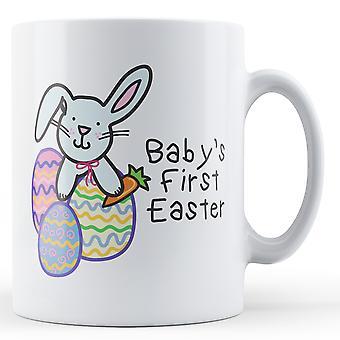 Babyens første påske (Hare) - trykte krus