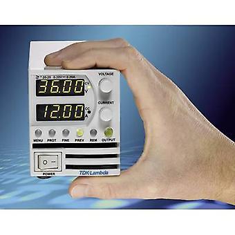 TDK-Lambda Z-36-12 Bench PSU (adjustable voltage) 0 - 36 Vdc 0 - 12 A 432 W No. of outputs 1 x