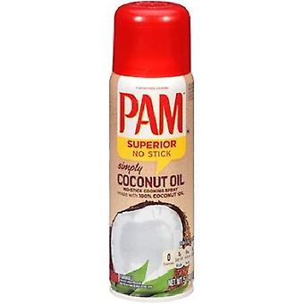 Pam Simply Coconut Oil No Stick Cooking Spray