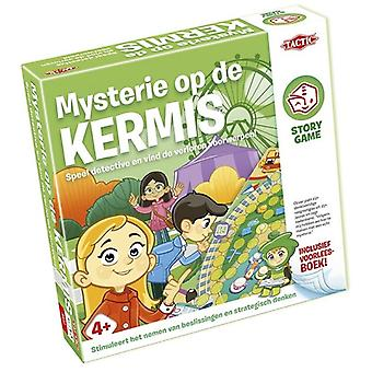 Tactic Story Game Mysterie op de Kermis