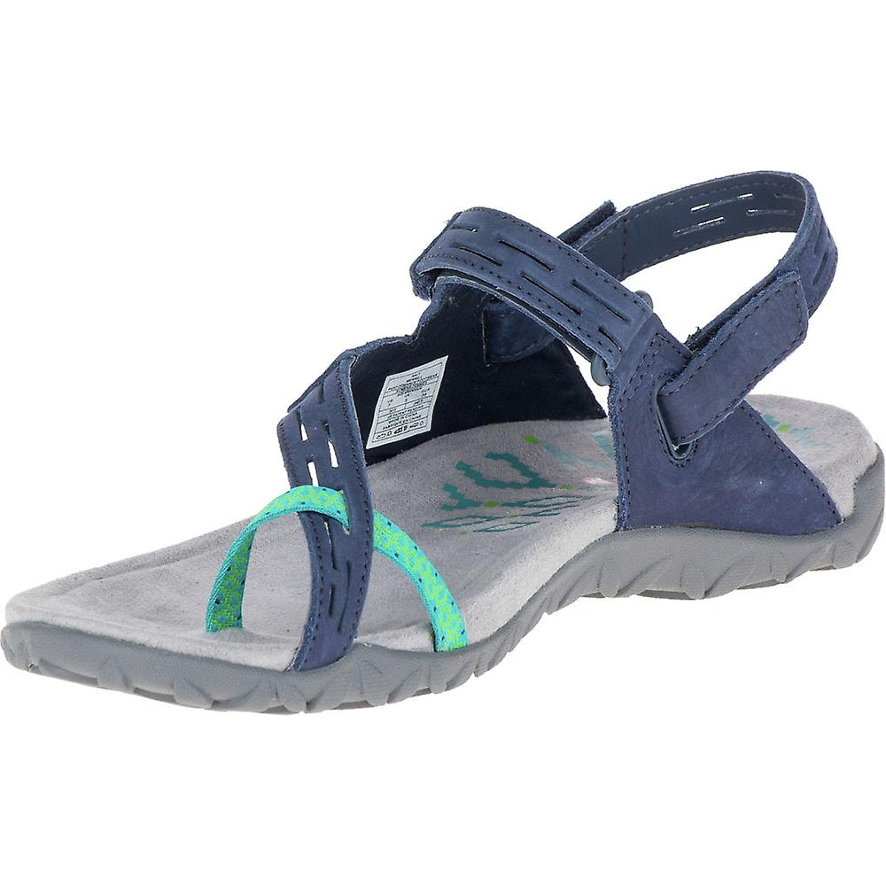 eda9677d8 Merrell Womens Ladies Terran Convert II Mesh Nubuck Leather Sandals ...