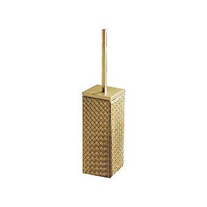 Gedy Marrakech Toilet Brush Gold 6733 87