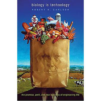 Biology is Technology - The Promise - Peril - and New Business of Engi