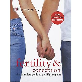 Fertility and Conception by Zita West - 9781409346777 Book