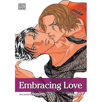 Favnende kærlighed--Yaoi Manga af Youka Nitta - 9781421564562 bog