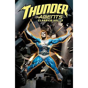 T.H.U.N.D.E.R. agenter Classics - volym 3 av Mike Sekowsky - Ogden Whi