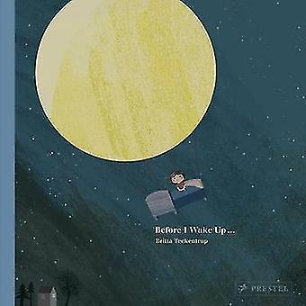 Before I Wake Up... by Britta Teckentrup - 9783791372464 Book
