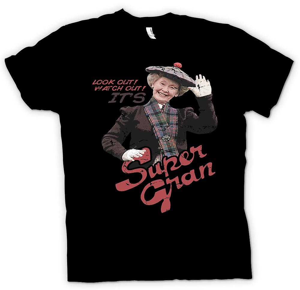 Classic t-shirt - Look fuori suo Supergran - 80s Kids TV