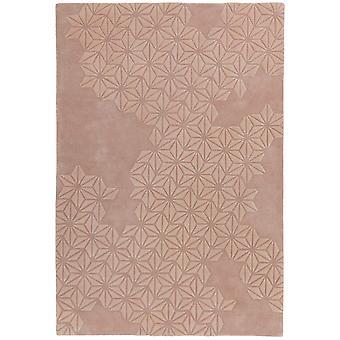Starburst tapijten In roze
