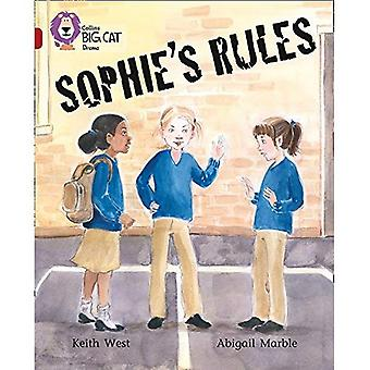 Collins Big Cat - Sophie's Rules: Band 14/Ruby