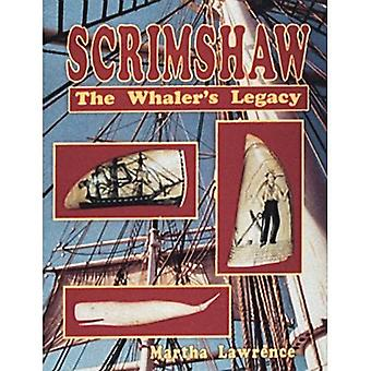 Scrimshaw, legado do baleeiro