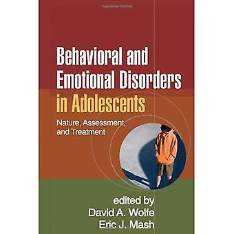 Troubles comportements et émotionnels chez les Adolescents