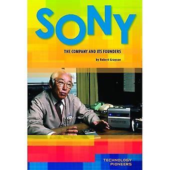 Sony: La société et ses fondateurs