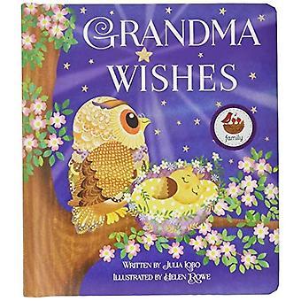 Grandma Wishes (Love You Always) [Board book]
