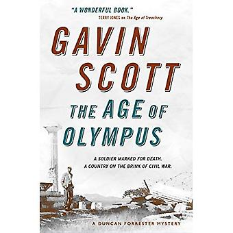 De leeftijd van Olympus: Duncan Forrester mysterie 2