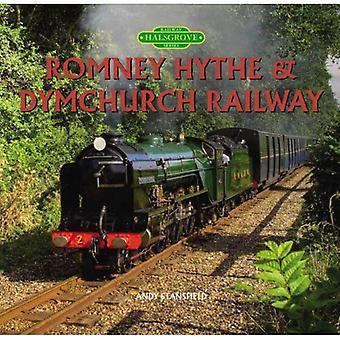 Romney, Hythe and Dymchurch Railway (Halsgrove Railway Series)