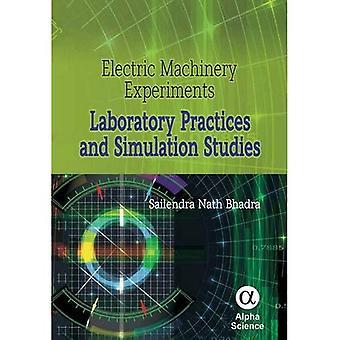 Elektriska maskiner experiment: Laboratoriesed och simulering studier