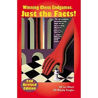 Vinnande Chess Endgames: Bara fakta