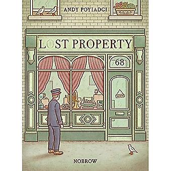Lost Property: Nobrow 17x23