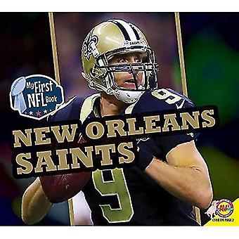New Orleans Saints (min första NFL-böcker)